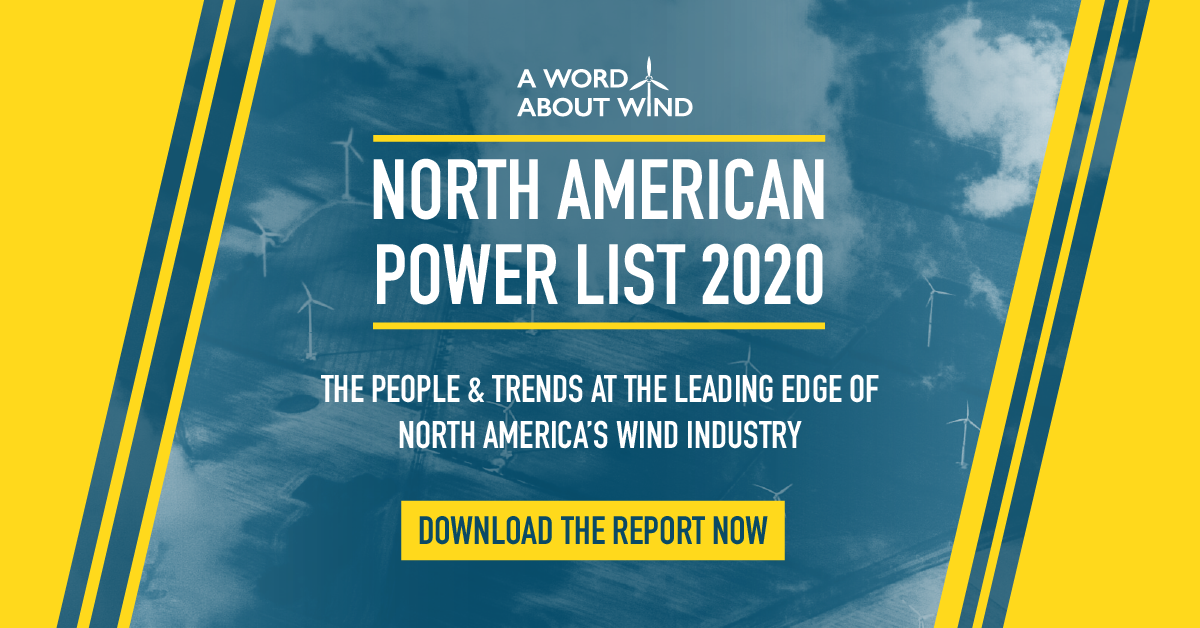 Download the North American Power List 2020