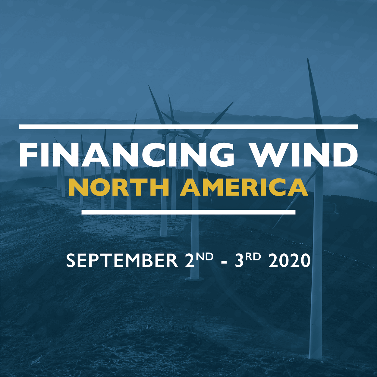 Financing Wind North America is pivoting virtual